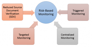 Risk based monitoring strategies